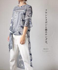 【楽天市場】「mori」フロントリボンと後ろロング丈。トップス7月20日22時販売新作:cawaii