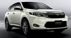 2018 Toyota Harrier Hybrid Specs, Price, Release Date