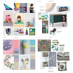 Trend Bible SS15-Kids Bright Colors Technology meets Nature