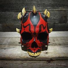 This Custom Skull Art is to Die For   Nerdist