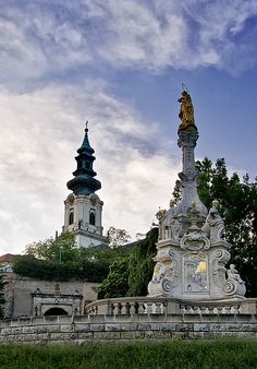Nitrianský hrad(Nitra Castle): Château à Nitra, Slovaquie Bratislava, Visit Prague, Continental Europe, Heart Of Europe, Big Country, Chateaus, Central Europe, Eastern Europe, Czech Republic