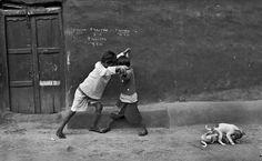 dogs & childs / Kolkata, India by Anjan Kumar Kundu
