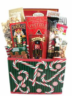 Order And Send Gift Baskets In Canada