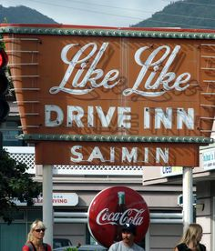 Like Like Drive Inn,, Oahu Hawaii