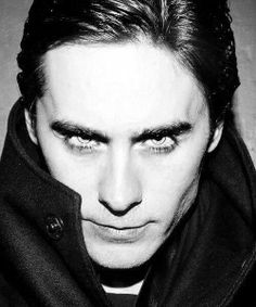 He truly is a vampire. That means i can love him forever ;)