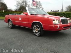 2a7b530f95 Vintage American Convertible For Sale in Westmeath   €2