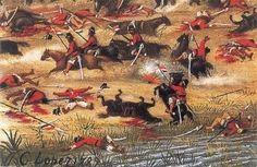 La Batalla de Cepeda del 23 de octubre de 1859, ocurrió durante las guerras civiles argentinas y fue la segunda de las dos llevadas a cabo en la cañada del bonaerense arroyo Cepeda (afluente del Ar...