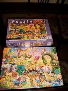Puzzle 60 peças