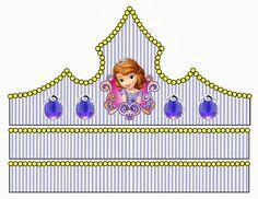 Bilderesultat for moldes de coronas de princesas para imprimir