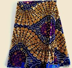 Image result for purple gold african fabric