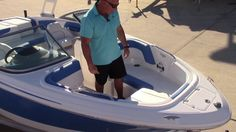 Chaparral 21 H2O Sport Outboard Bowrider
