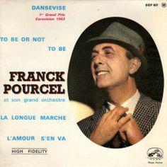 "Franck Pourcel et son grand orchestre - ""Dansevise"", instrumental cover version of the winning song Eurovision Song Contest 1963 and instrumental cover version of ""L´amour s´en va"" the entry of Monaco"
