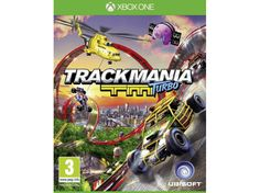 Trackmania Turbo [Online Game Code] - After the success of its predecessors, Ubisoft is proud to present Trackmania Turbo, the newest installment of the series developed by Nadeo, now for the first time on new-gen consoles for PlayStation 4 and Xbox One s Jeux Xbox One, Xbox 1, Xbox One Games, Ps4 Games, Games Consoles, The Division, Arcade, Red Dead Redemption, Courses