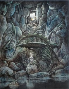 theLivvydarling — Hans Arnold, 1925 – 2010 His iconic illustrations. Fantasy Illustration, Photo Illustration, Illustrations, Illustration Artists, Positive Art, Dragon Pictures, Fairytale Art, Through The Looking Glass, Conte