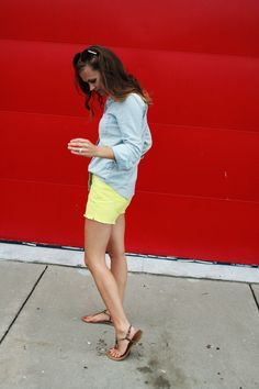 jillgg's good life (for less) | a style blog: my outfit: cheery!