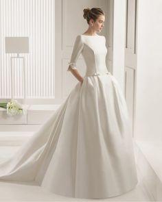 Winter Wedding Dress Ideas - SHE'SAID' Global