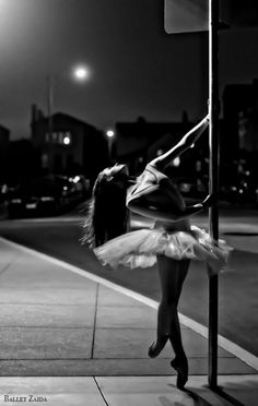 Dance on the street.