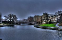 Tampere HDR by ~lauznis on deviantART