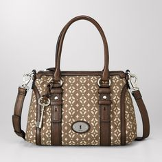 Maddox Just Gets Me  FOSSIL® Handbag Collections Maddox:Women Maddox Satchel ZB5354