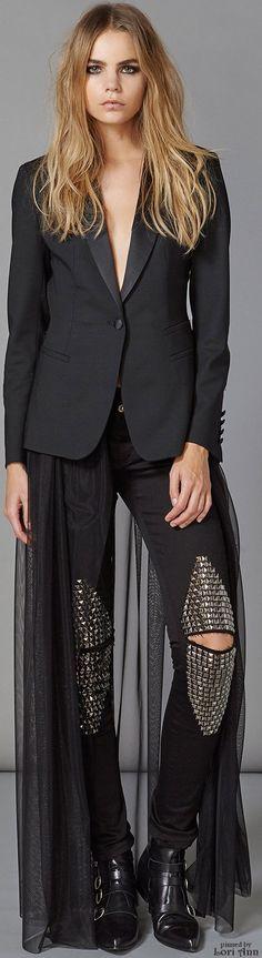 Cool pants   Dondup Fall 2015 RTW