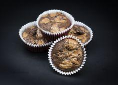 Hovkonditorn: Licorice Chocolate Muffins