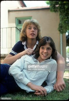 FAMILY - 'All for Love' - Airdate: September 28, 1978. (Photo by ABC Photo Archives/ABC via Getty Images) LEIF GARRETT;KRISTY MCNICHOL
