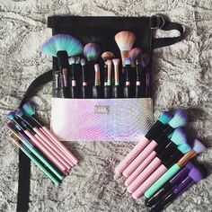 Beautiful Mermaid Makeup Brush Set(s)