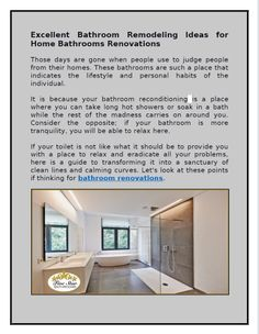 Do you want to know bathroom remodeling ideas for your house? 5starbathrooms.co.nz can help you bathroom renovations in your home. #BathroomRenovations #BathroomRenovationsAuckland Bright Walls, Relaxing Places, Print Wallpaper, Walk In Shower, Bathroom Renovations, Auckland, Remodeling Ideas, House, Design