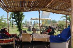 Mendoza Argentina. This is Maipu, one of the many places you can visit and One of my favorite places to have a glass of Wine