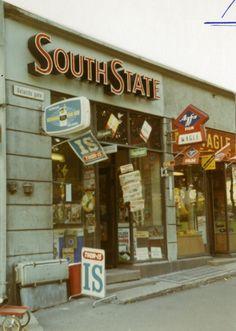 Tobakksbutikk på Uelands gate i Oslo