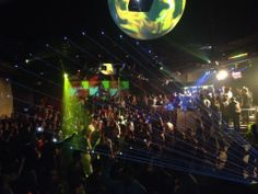 The night in Spain was insane! Gracias :)