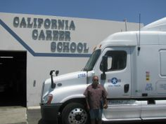 http://www.californiacareerschool.edu/training-programs/truck-driver - There are many benefits that come along with a career as a commercial truck driver. Benefits that you may not have even thought of.