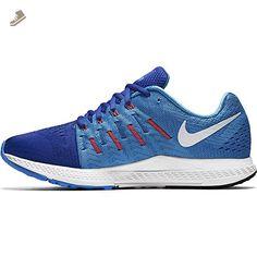 Nike Womens Air Zoom Elite 8 Running Shoe Racer Blue/White-Blue Glow-Pink Blast 8.5 - Nike sneakers for women (*Amazon Partner-Link)