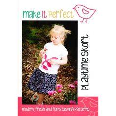 Make It Perfect Playtime Skort