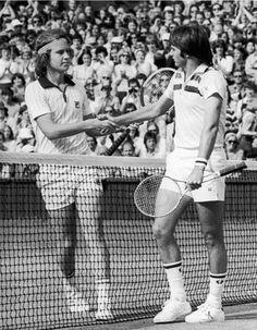 McEnroe/Connors 1977