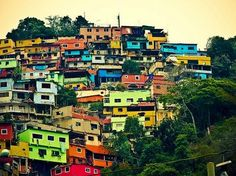 Colours of Venezuela #travel