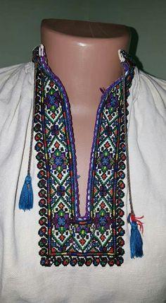 Slipcovers, Ukraine, Cross Stitch, Blouse, Crochet, Coat, Shirts, Outfits, Dresses