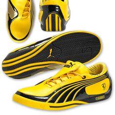 469ceb18fb1 Puma Ferrari Leather SL Street Shoes Yellow. Nithinraj Murugesan · Hip hop  dance shoes