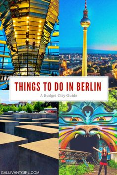 Things to do in Berlin - Gallivant Girl