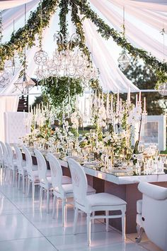 15 Fabulous Wedding Tablescapes