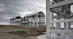 Díaz y Díaz. Arquitectura industrial - Rehabilitación estructural. Hormigón / Structural rehabilitation. Refurbishment. Concrete. Heritage. Industrial architecture