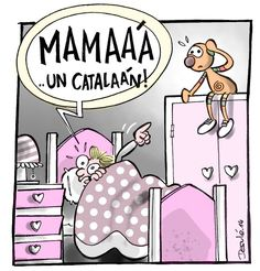 Un catalaaa !!!!