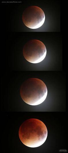 Super Moon - Total Lunar Eclipse - 2015