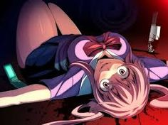 Resultado de imagen para psicopata anime