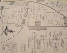 R-ANH0646 - A Bicycle Boat Vintage Woodworking Plan