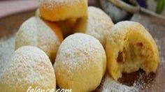 Ağızda Dağılan Muzlu Pastane Kurabiyesi