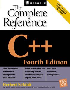 C++: The Complete Reference (4th Edition)