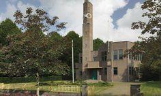 Gemeentehuis Usquert, Berlage