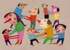 will-you-dance-with-me-original-drawing