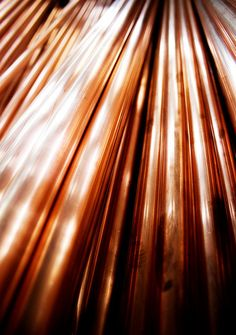 Copper Pipe  #OPIEuroCentrale #A Woman's Prauge-ative